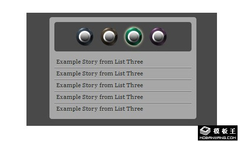 jquery弹性效果切换Tab选项卡代码