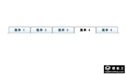 淡入淡出效果的JS+CSS标签Tab选项卡代码