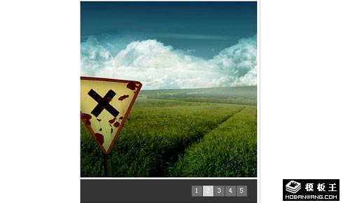 五屏JS常规焦点图切换广告代码